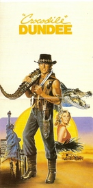 Crocodile Dundee - Movie Cover (xs thumbnail)