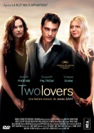 Two Lovers - French Movie Cover (xs thumbnail)