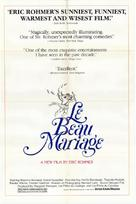 Le beau mariage - Movie Poster (xs thumbnail)
