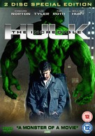 The Incredible Hulk - British Movie Cover (xs thumbnail)