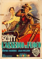 Riding Shotgun - Italian Movie Poster (xs thumbnail)