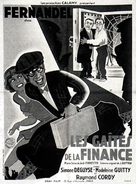 Les gaîtés de la finance - French Movie Poster (xs thumbnail)