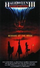 Halloween III: Season of the Witch - VHS cover (xs thumbnail)
