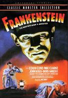 Frankenstein - Movie Cover (xs thumbnail)