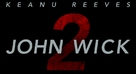 John Wick: Chapter Two - Logo (xs thumbnail)