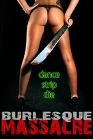 Burlesque Massacre - Movie Poster (xs thumbnail)