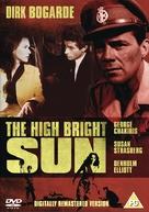 The High Bright Sun - British DVD cover (xs thumbnail)