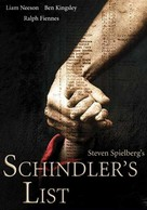 Schindler's List - Movie Poster (xs thumbnail)