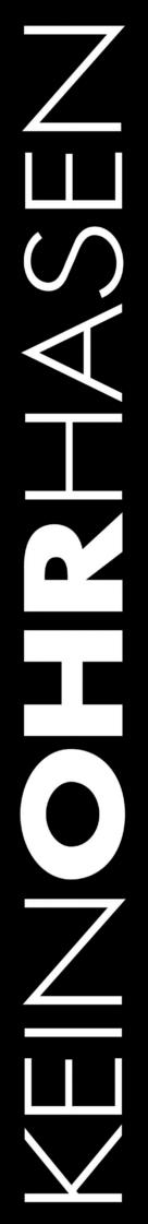 Keinohrhasen - Swiss Logo (xs thumbnail)
