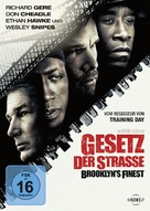 Brooklyn's Finest - German Movie Cover (xs thumbnail)