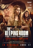 The Keeping Room - British Movie Poster (xs thumbnail)