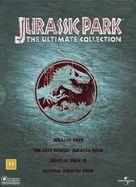 Jurassic Park III - Danish DVD cover (xs thumbnail)