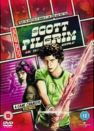 Scott Pilgrim vs. the World - British DVD movie cover (xs thumbnail)