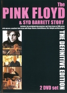 The Pink Floyd and Syd Barrett Story - British DVD cover (xs thumbnail)