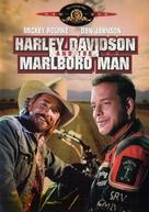 Harley Davidson and the Marlboro Man - DVD cover (xs thumbnail)