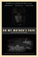 Sur les traces de ma mère - French Movie Poster (xs thumbnail)