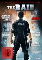Serbuan maut - German Movie Cover (xs thumbnail)