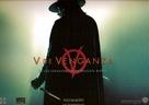 V for Vendetta - Argentinian Movie Poster (xs thumbnail)