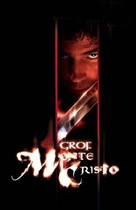 The Count of Monte Cristo - Slovenian Movie Poster (xs thumbnail)