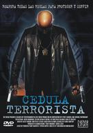 Antikiller 2: Antiterror - Spanish DVD cover (xs thumbnail)