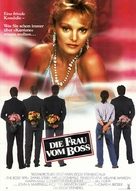 The Boss' Wife - German Movie Poster (xs thumbnail)