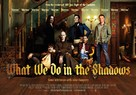 What We Do in the Shadows - New Zealand Movie Poster (xs thumbnail)