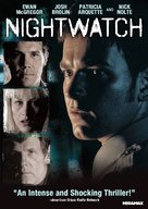 Nightwatch - DVD movie cover (xs thumbnail)