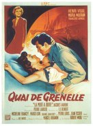 Quai de Grenelle - French Movie Poster (xs thumbnail)