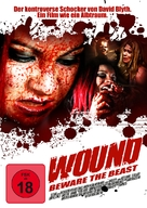 Wound - German DVD cover (xs thumbnail)