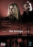 """Bron/Broen"" - DVD movie cover (xs thumbnail)"