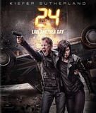"""""""24: Live Another Day"""" - Blu-Ray movie cover (xs thumbnail)"""