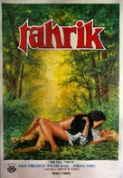 The Final Terror - Turkish Movie Poster (xs thumbnail)