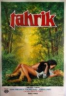 The Final Terror - Turkish Movie Poster (xs thumbnail)