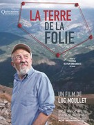 La terre de la folie - French Movie Poster (xs thumbnail)