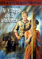 Baby the Rain Must Fall - French Movie Poster (xs thumbnail)