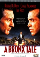 A Bronx Tale - Danish DVD movie cover (xs thumbnail)