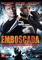 Ambushed - Brazilian DVD movie cover (xs thumbnail)