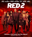 RED 2 - Blu-Ray movie cover (xs thumbnail)