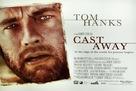Cast Away - British Movie Poster (xs thumbnail)