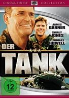 Tank - German DVD cover (xs thumbnail)