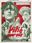 Los olvidados - Belgian Movie Poster (xs thumbnail)