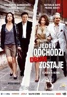 Un reste, l'autre part, L' - Polish poster (xs thumbnail)