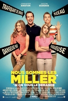 We're the Millers - Canadian Movie Poster (xs thumbnail)