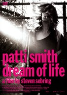 Patti Smith: Dream of Life - Japanese Movie Cover (xs thumbnail)