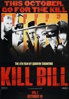 Kill Bill: Vol. 1 - Advance movie poster (xs thumbnail)