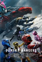 Power Rangers - Movie Poster (xs thumbnail)