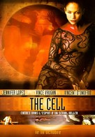 The Cell - French Movie Poster (xs thumbnail)