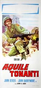Thunderbirds - Italian Movie Poster (xs thumbnail)