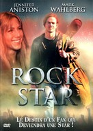 Rock Star - French DVD movie cover (xs thumbnail)
