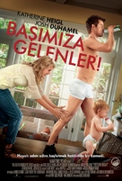 Life as We Know It - Turkish Movie Poster (xs thumbnail)